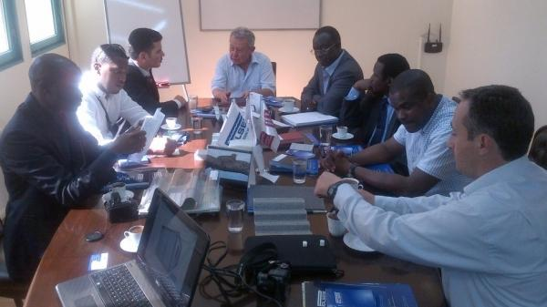 GABON BUSINESS BOARD VISIT